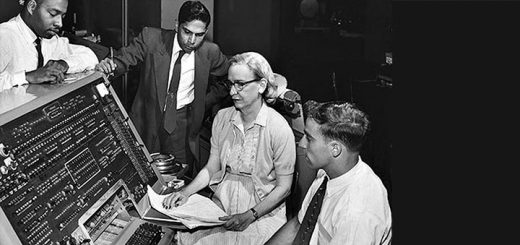 Grace Murray Hopper and Univac