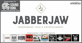 Jabberjaw Podcast Network Logo