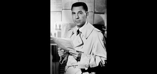 Jack Webb as Sgt. Friday