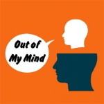 Out Of My Mind Podcast Logo