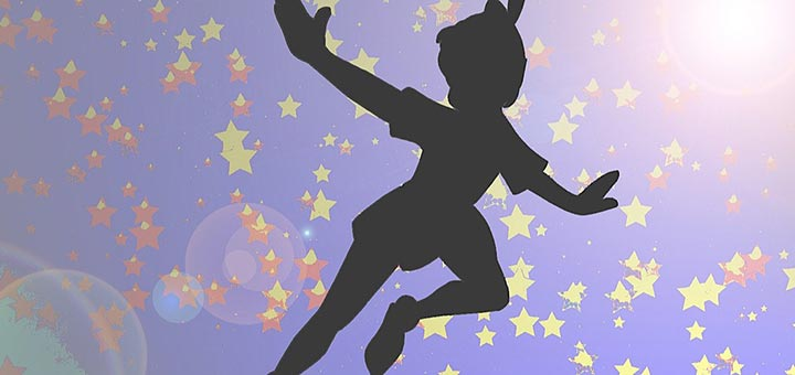 Peter Pan Illustration