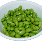 Soybeans In A Bowl