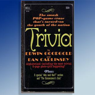 Trivia Book By Goodgold And Carlinsky