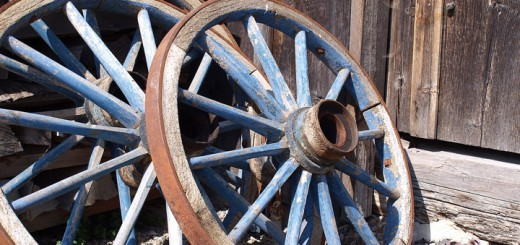 Wagon Wheels Spokes